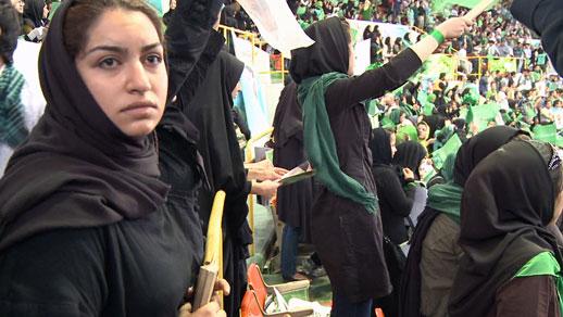Una imagen de 'Green Days', de la directora iraní Hana Majmalbaf
