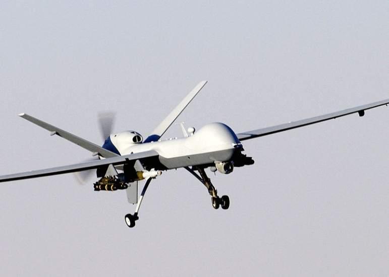 El MQ-9 Reaper, uno de los modelos de 'drones' que utiliza Estados Unidos. Foto: US Air Force