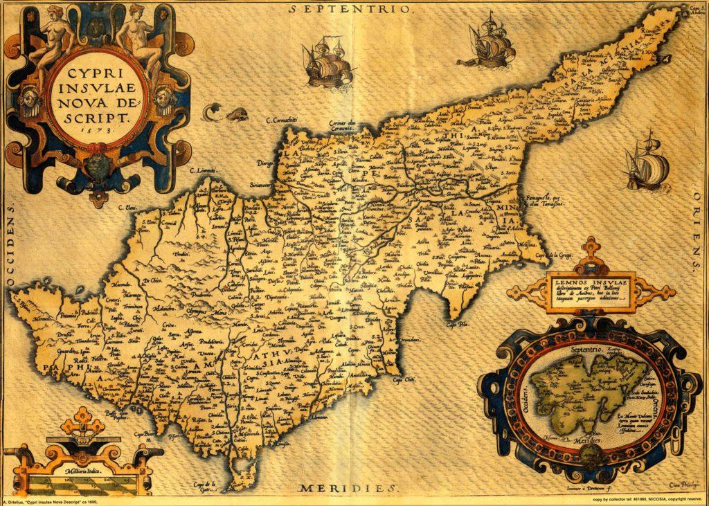 Chipre, 1573