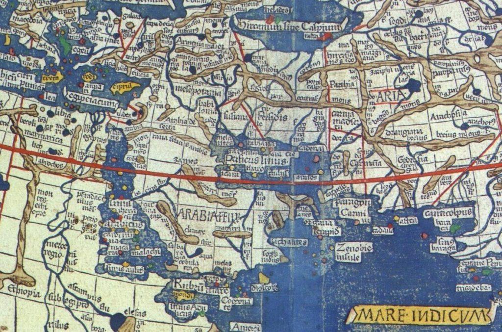 Oriente Medio, 1482